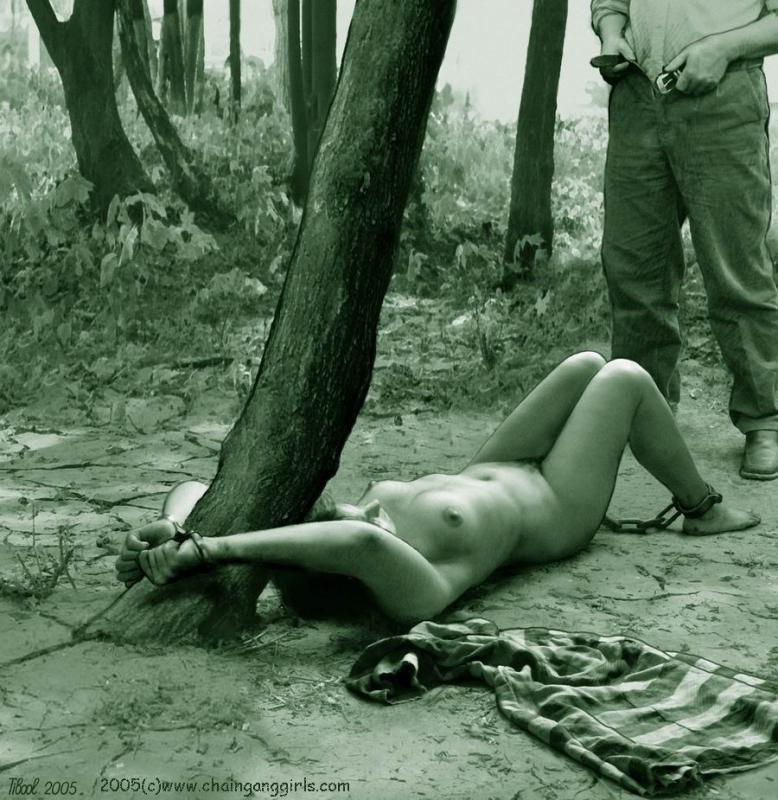 Казни Обнаженных Женщин